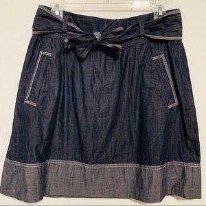LOFT | Ann Taylor Denim Skirt
